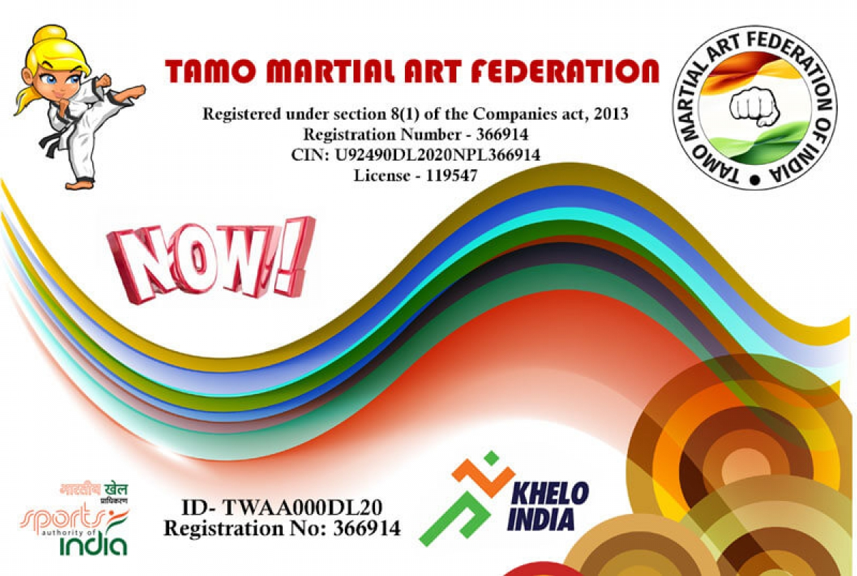 Tamo Martial Art Federation of India